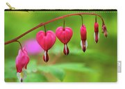 Bleeding Hearts - Lamprocapnos-spectabilis Carry-all Pouch