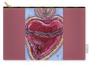 Bleeding Sacred Heart Carry-all Pouch