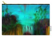 Lands Under The Sea - Abstract Landscape Carry-all Pouch