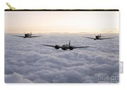 Blenheim And The Fighters Carry-all Pouch
