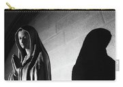 Blessed Virgin Of Fiesole Italy Carry-all Pouch by Matthew Wolf