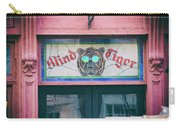 Blind Tiger Carry-all Pouch