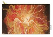 Blissful Fire Angels Carry-all Pouch