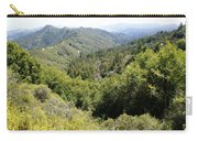 Blithedale Ridge On Mount Tamalpais 2 Carry-all Pouch