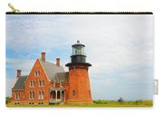 Block Island Southeast Lighthouse Artwork Carry-all Pouch