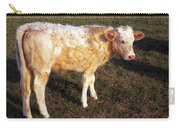 Blond Calf Carry-all Pouch