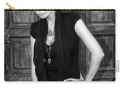 Blonde Attitude Bw Palm Springs Carry-all Pouch