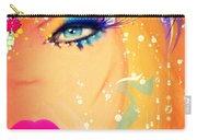 Blonde De Vogue Carry-all Pouch
