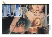 Blonde Ice Film Noir Carry-all Pouch