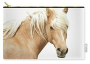 Blonde Stallion Carry-all Pouch