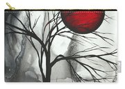 Blood Of The Moon 2 By Madart Carry-all Pouch