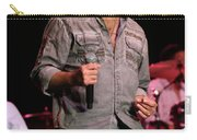 Blood Sweat And Tears Singer Bo Bice Carry-all Pouch