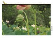 Bloom Among The Pods Carry-all Pouch