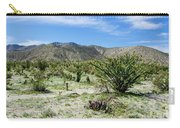Bloomin Cactii Carry-all Pouch