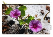 Bloomin Cross Vine Carry-all Pouch
