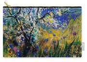 Blooming Appletree Carry-all Pouch