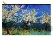 Blooming Appletrees 56 Carry-all Pouch