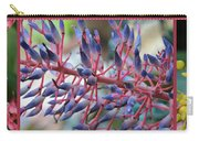 Blooming Bromeliads Collage Carry-all Pouch