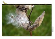 Blooming By The Fence Carry-all Pouch
