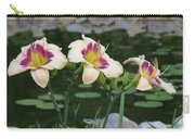 Blooming By The Pond Carry-all Pouch