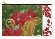 Blooming Christmas I Carry-all Pouch