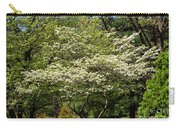 Blooming Dogwood Carry-all Pouch