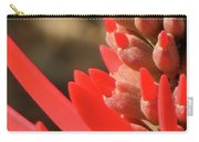 Blooming Fire Spike Carry-all Pouch