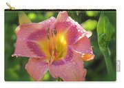 Blooming In Pink Carry-all Pouch