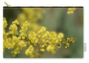 Blooming In Yellow Carry-all Pouch
