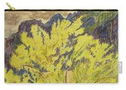 Blooming Palo Verde Carry-all Pouch