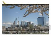 Blooming Philadelphia  Carry-all Pouch