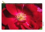 Blooming Rose Carry-all Pouch