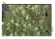 Blooming Succulent Plant. Big And Beautiful Carry-all Pouch