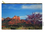 Blooming Tree In Sedona Carry-all Pouch