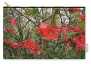 Blooms In The Alley Carry-all Pouch