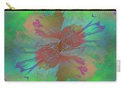 Blooms In The Mist Carry-all Pouch
