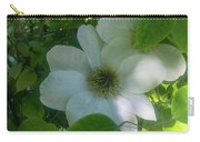 Blooms In Vine Carry-all Pouch