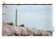 Blooms Of The Tidal Basin Carry-all Pouch