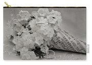 Blossom And The Bee Cornucopia  Carry-all Pouch