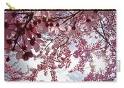 Blossom Artwork Spring Flowers Art Prints Giclee Carry-all Pouch
