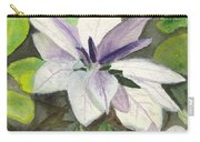 Blossom At Sundy House Carry-all Pouch