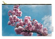 Blossom Impressions Carry-all Pouch