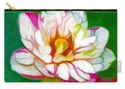 Blossom Lotus Flower Carry-all Pouch