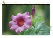 Blossom Of Allamanda Carry-all Pouch