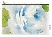 Blossom Series No.7 Carry-all Pouch by Writermore Arts