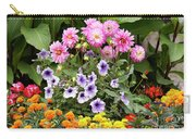 Blossoming Flowers Carry-all Pouch