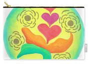 Blossoming From Within Carry-all Pouch