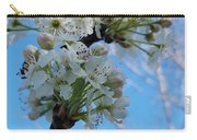 Blossoming Pear Carry-all Pouch