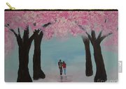 Blossoming Romance Carry-all Pouch