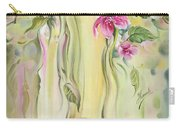 Blossoming Spring - Crab Apple Carry-all Pouch
